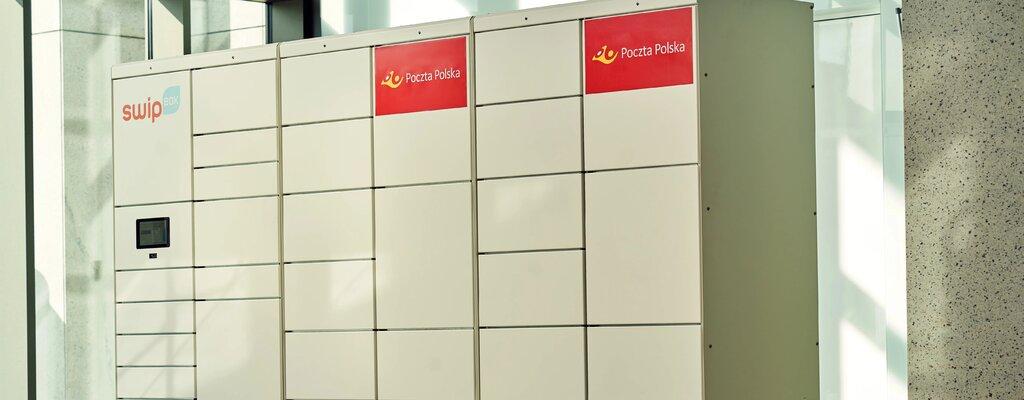 Poczta Polska buduje sieć automatów do odbioru paczek