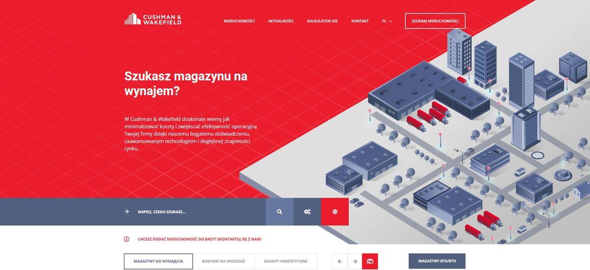 Nowy wymiar informacji na temat rynku nieruchomości magazynowych w Polsce i pierwszy w Polsce Kalkulator Specjalnych Stref Ekonomicznych