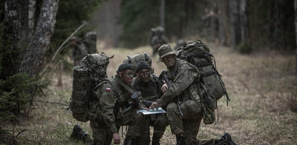 Szkolenia, przysięgi, międzynarodowa rywalizacja – pracowity weekend w WOT