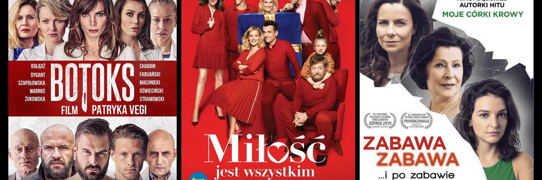 Polskie premiery filmowe w Netia VOD