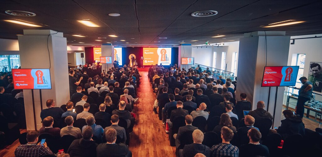 Otwarte rozwiązania dźwignią dla rozwoju polskiego biznesu. Za nami 12. edycja konferencji Open Source Day