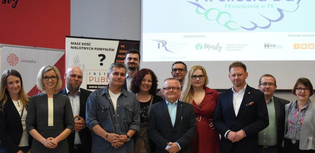 Sukces konferencji PR SILESIA DAY i początek Projektu SILESIA PR