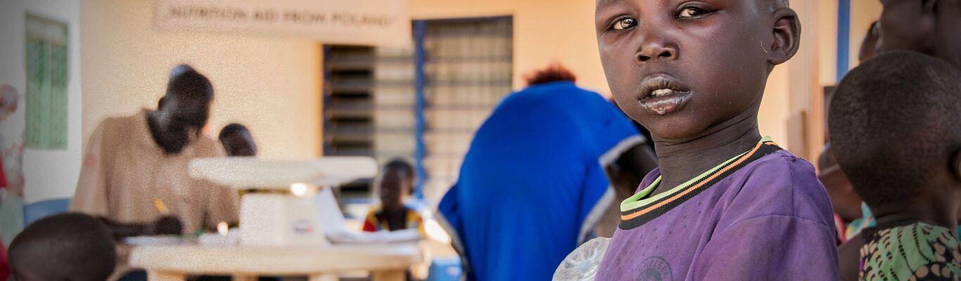 Pomoc dla Sudanu Południowego. WP razem z PCPM