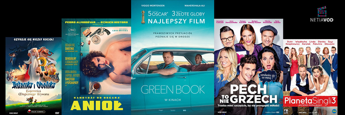 Green Book – hit czerwca w Netia VOD