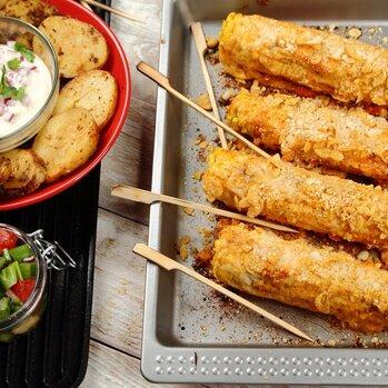 Zdjęcie: Przekąski, zakąski, finger foody – czas na wakacyjne smakołyki!