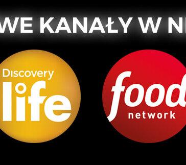 Kolejne cztery kanały TV w ofercie Netii