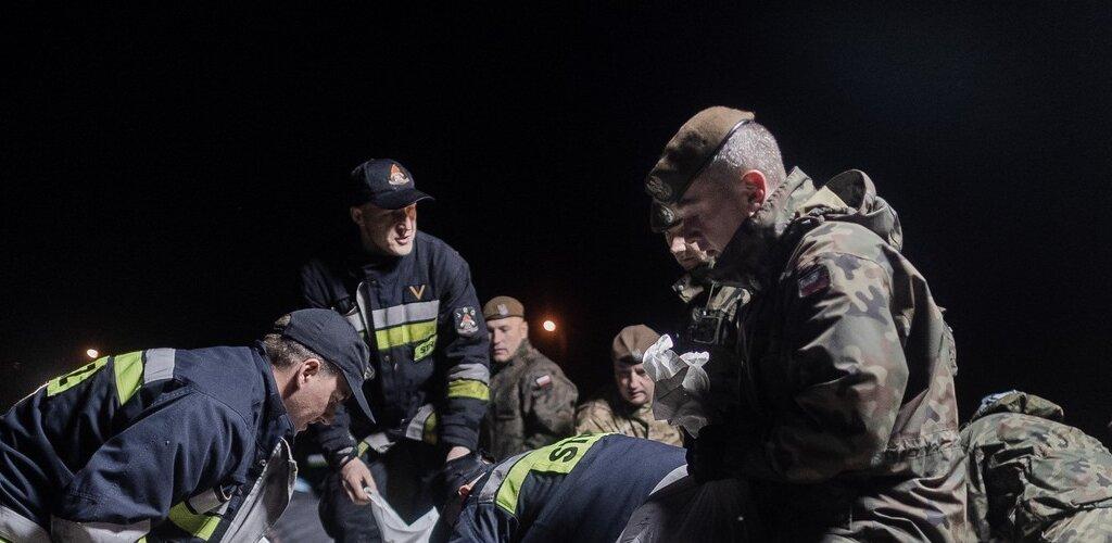 Aktualizacja działań żołnierzy Wojsk Obrony Terytorialnej  w usuwaniu skutków klęsk żywiołowych Stan na: 24 maja 2019 r., godz. 10.00