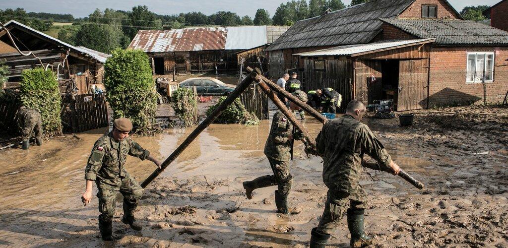 Kolejne działania pomocowe WOT na lubelszczyźnie