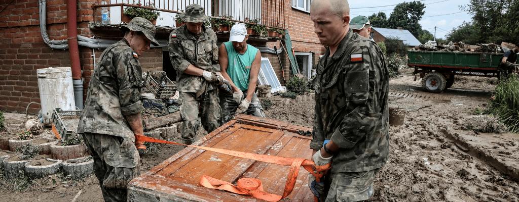"""Zakończenie działań Wojskowego Zgrupowania Zadaniowego """"Wierzchowiska"""""""