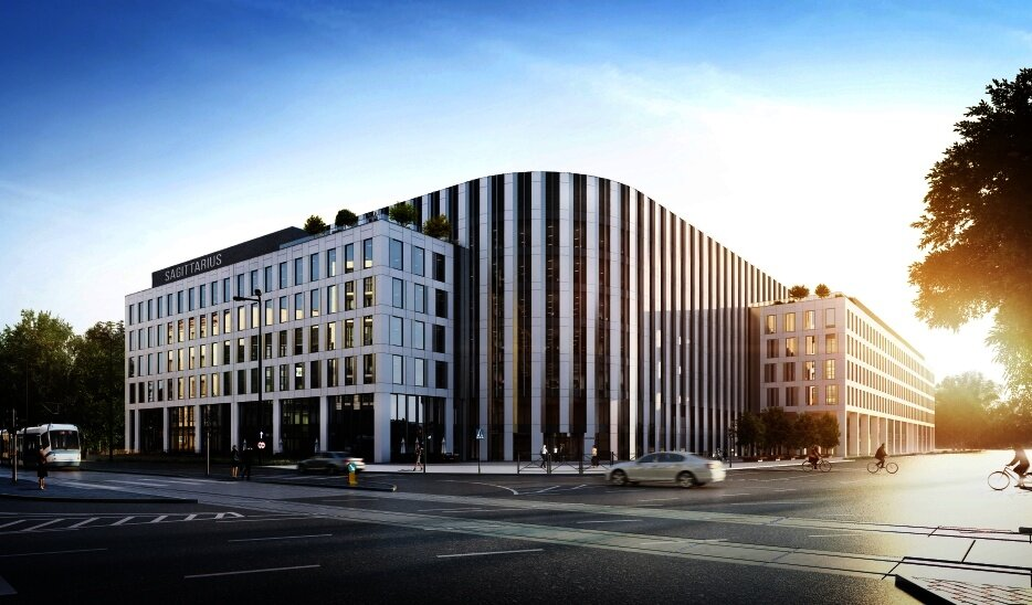 Sagittarius Business House z certyfikatem BREEAM na poziomie Excellent