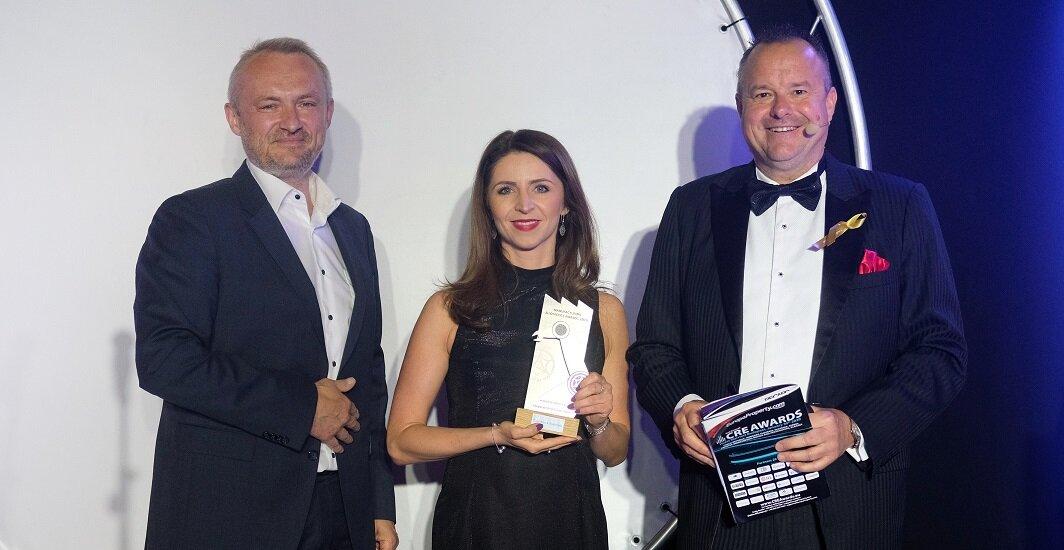 Dział Powierzchni Przemysłowych i Logistycznych Cushman & Wakefield wyróżniony nagrodą podczas siódmej edycji CEE Manufacturing & Logistics Awards