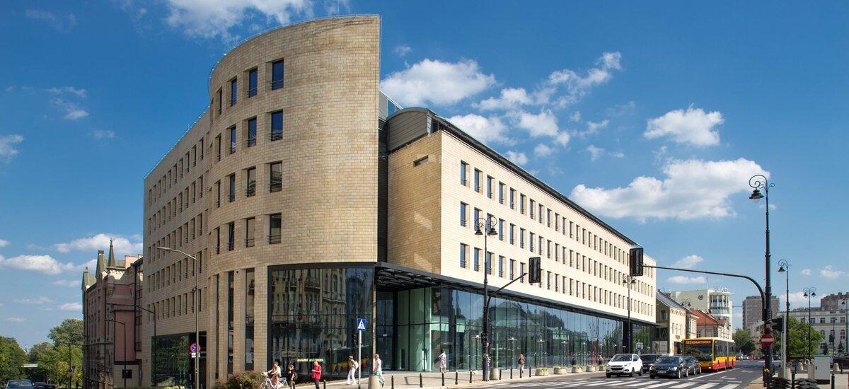 Biurowiec Ethos kupiony przez fundusz nieruchomości zarządzany przez Credit Suisse Asset Management