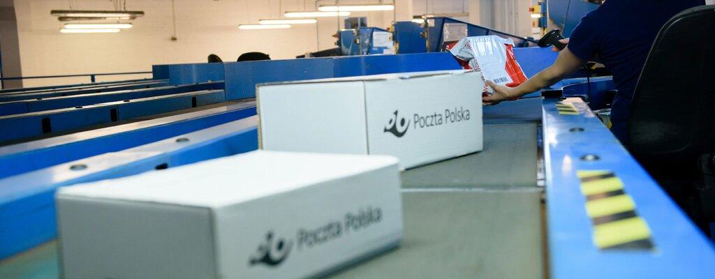 Poczta Polska testuje innowacyjną technologię radiowej identyfikacji przesyłek