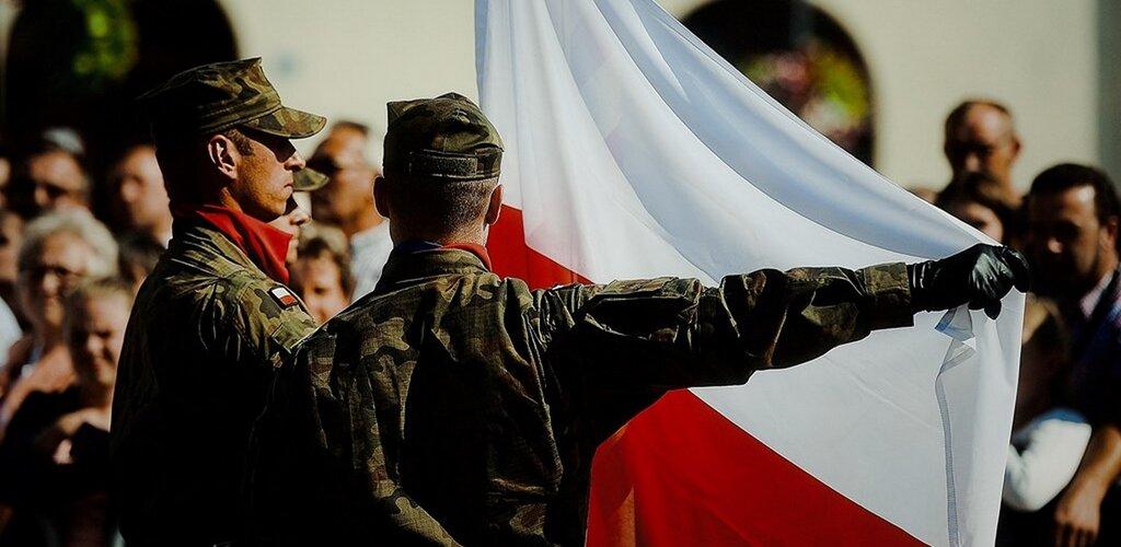 Pięć przysiąg żołnierzy WOT