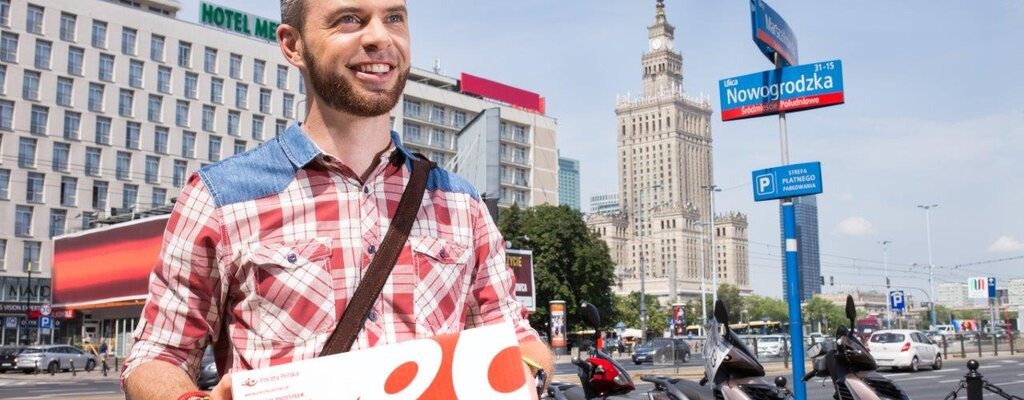 230% - taką dynamikę notuje w wolumenach Poczta Polska w kanale dostaw Odbiór w Punkcie