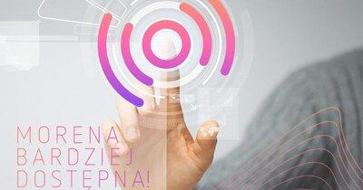 Galeria Morena z innowacyjnym rozwiązaniem dla osób niewidomych