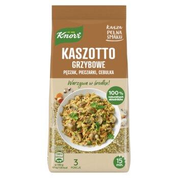 Zdjęcie: NOWOŚĆ!  Kasza pełna smaku Knorr - zakosztuj kasz w najlepszym wydaniu
