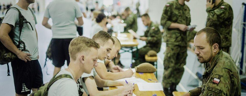 Wakacje z WOT: kolejni ochotnicy w służbie