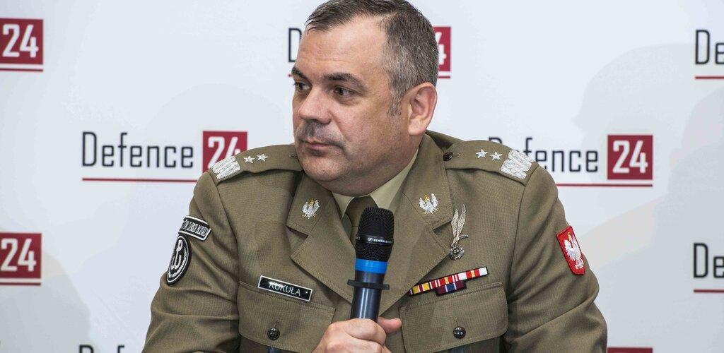 Gen. dyw. Wiesław Kukuła - wywiad dla Defence24.pl