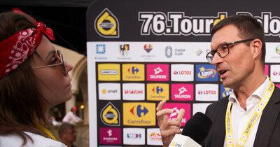 Prezes Carrefour Polska poprowadzi drużynę kolarską podczas Tour de Pologne Amatorów