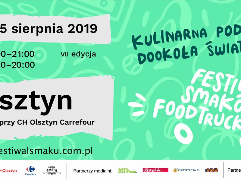 Carrefour Polska zaprasza na Festiwal Smaków Food Trucków