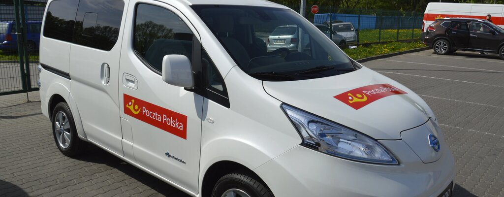 Poczta Polska wybrała auta elektryczne