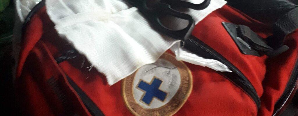 Burza w Tatrach: żołnierz WOT niósł pomoc poszkodowanym