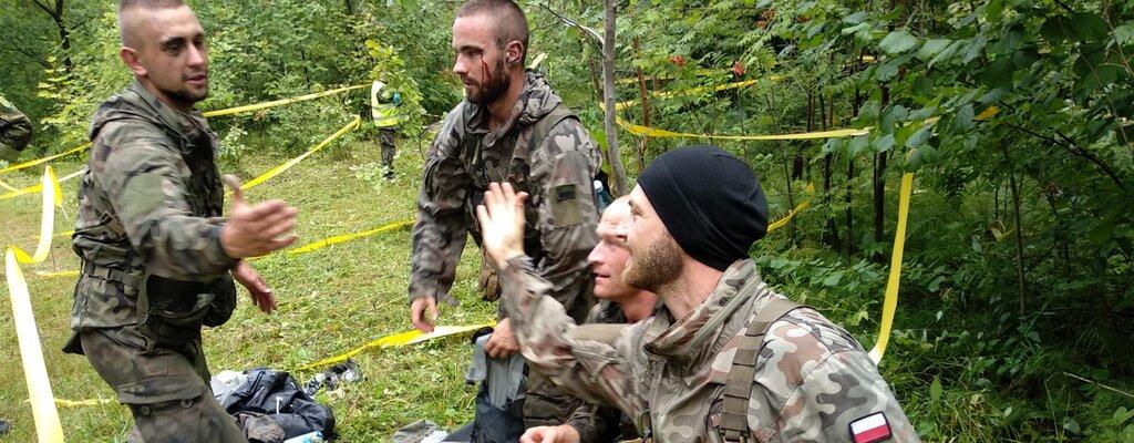 Sukces podkarpackich Terytorialsów w Estonii