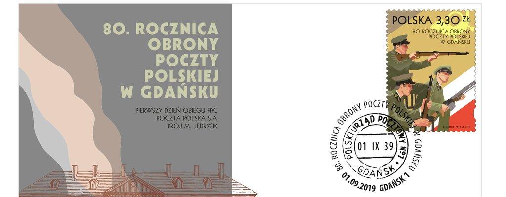 Poczta Polska: gdańscy pocztowcy przykładem bohaterstwa i ofiarności