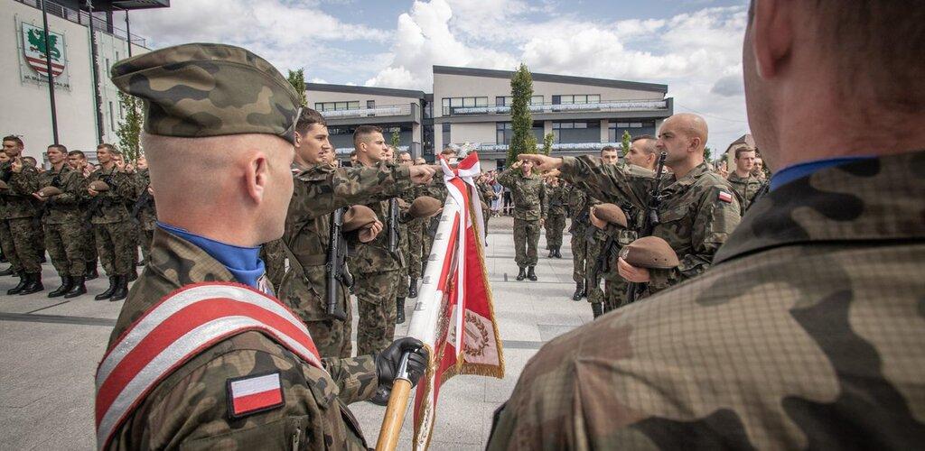 400 żołnierzy WOT złoży przysięgę wojskową – zapowiedź