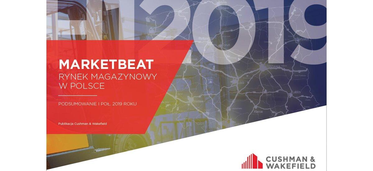 Pełna wersja raportu Marketbeat już dostępna – Rynek powierzchni magazynowych w Polsce ciągle w bardzo dobrej kondycji