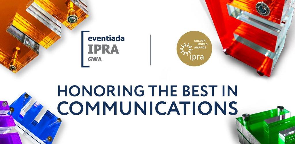 Prezeska PSPR w jury międzynarodowego konkursu Eventiada IPRA GWA 2019
