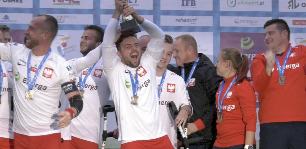 Reprezentacja Polski wygrała Amp Futbol Cup 2019 [ mat. wideo ]