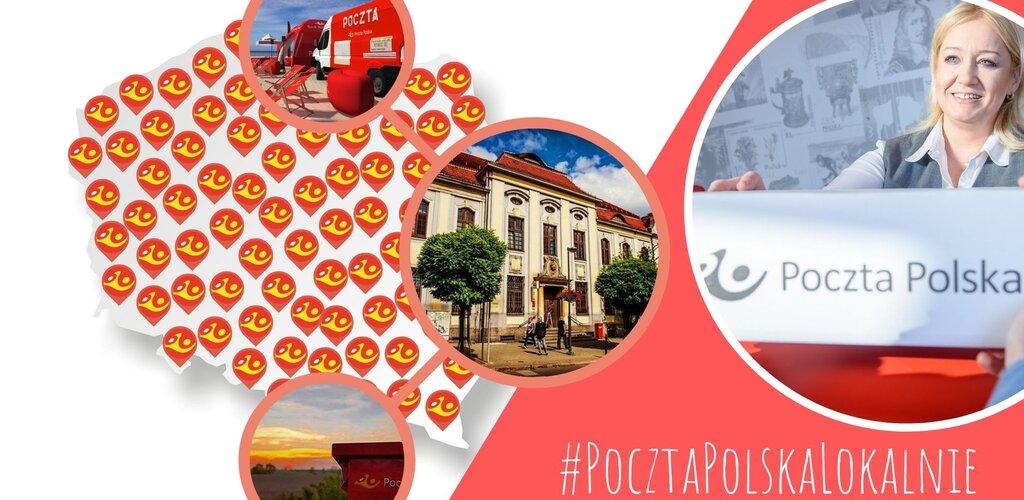 #PocztaPolskaLokalnie: 70 procent placówek pocztowych zlokalizowanych jest w średnich i małych miejscowościach