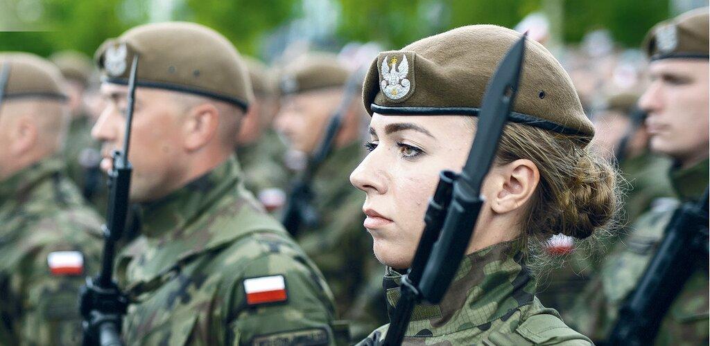 Święto Wojsk Obrony Terytorialnej - Zapowiedź