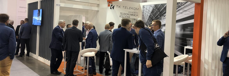 Grupa Netia na targach TRAKO 2019