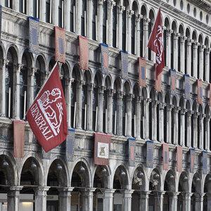 Rozpoczyna się renowacja historycznego budynku Prokuracji Starej na Placu św. Marka w Wenecji