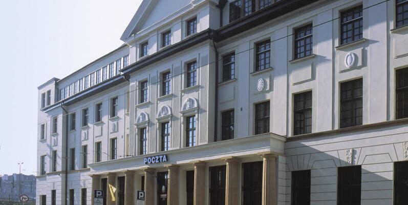 PHN odnowi zabytkowy budynek Poczty Polskiej w Katowicach