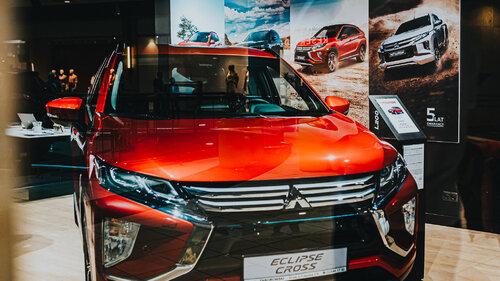 Pierwszy salon Mitsubishi Store w Polsce