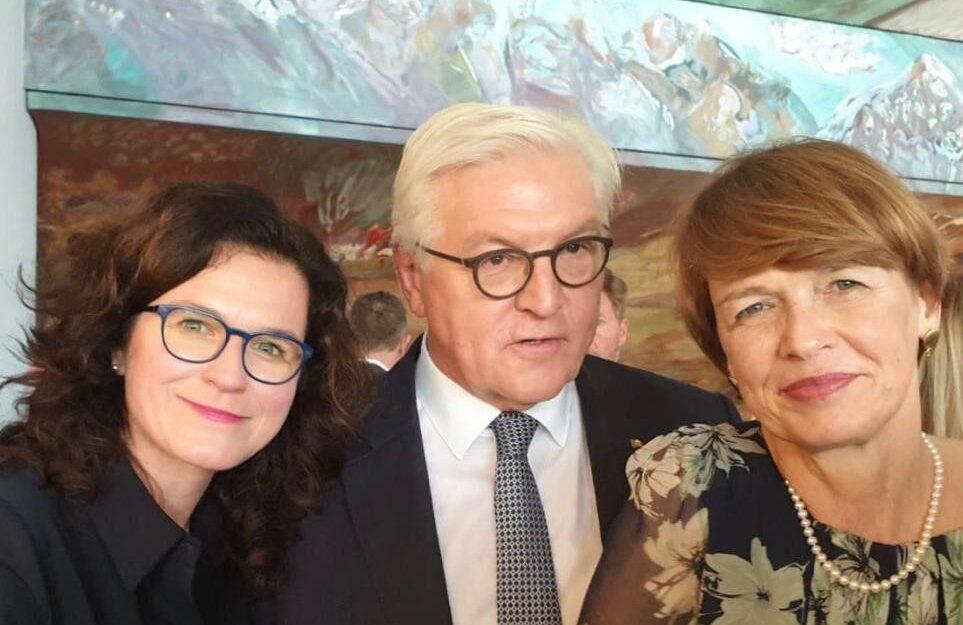 Prezydent Gdańska na Święcie Światła w Lipsku