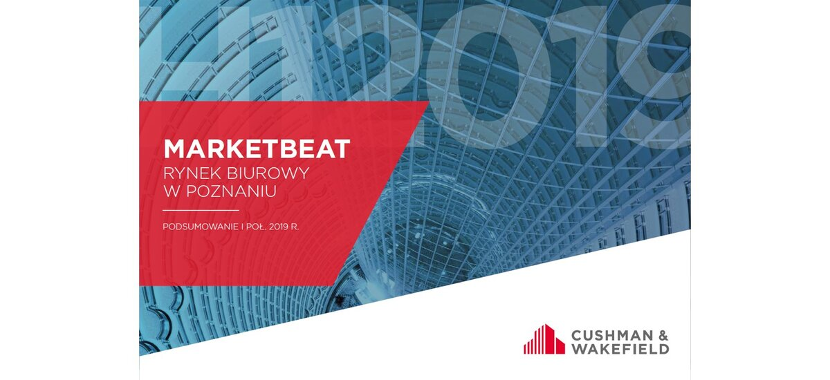 Rekordowa podaż na poznańskim rynku biurowym