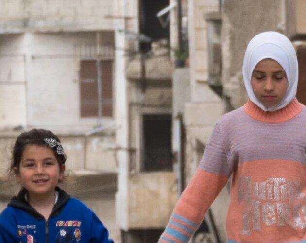Polska pomoc dla dzieci w Aleppo