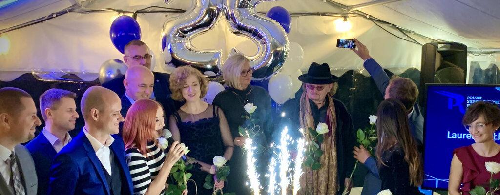 Branża PR świętowała 25-lecie PSPR - Alma Kadragic laureatką nagrody Łby PR