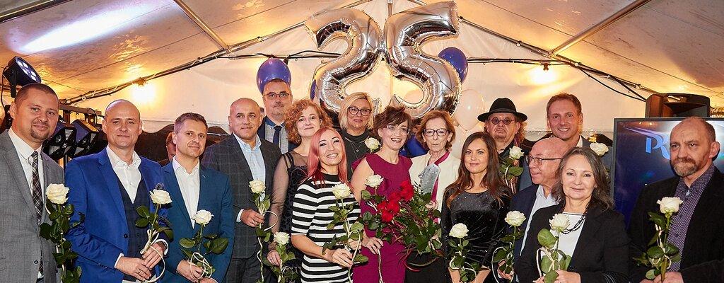 [Fotorelacja] Branża PR świętowała 25-lecie PSPR