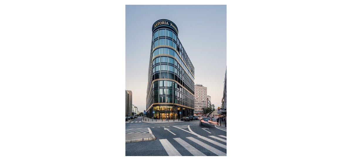 Cushman & Wakefield zarządza Astoria Premium Offices
