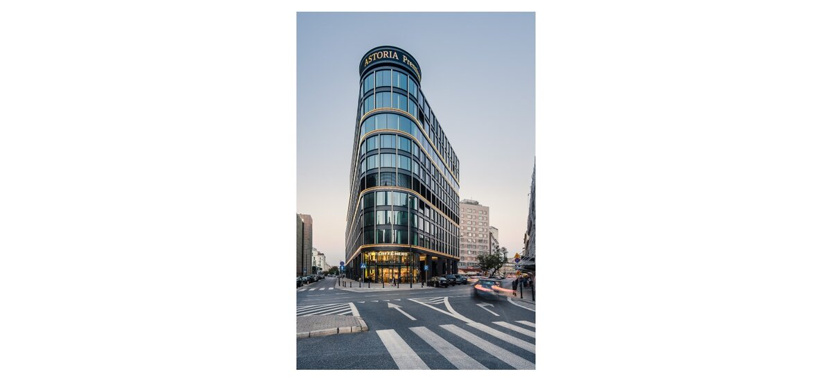 Cushman & Wakefield appointed to manage Astoria Premium Offices