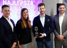 PLAY z nagrodą dla Najszybszej Sieci Mobilnej w Polsce!