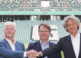 Sieć 4G i specjalne strefy 5G na stadionie Legii. Ericsson, PLAY i Legia Warszawa uruchamiają wspólny projekt.