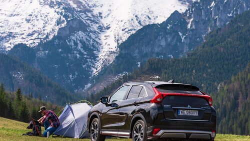 Eclipse Cross i Outlander taniej o VAT