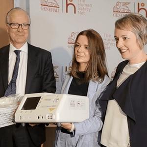 Hipotermia lecznicza noworodka podczas transportu zastosowana po raz pierwszy w Polsce